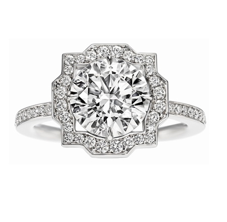 Belle, Harry Winston