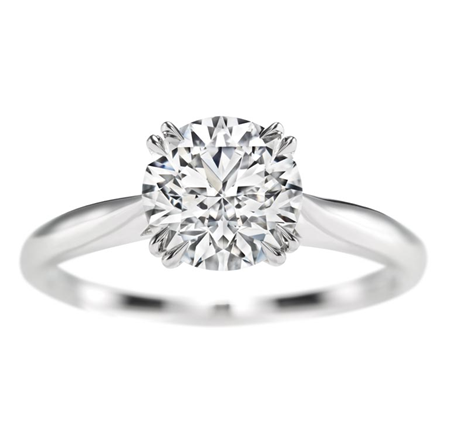 Solitaire, Harry Winston