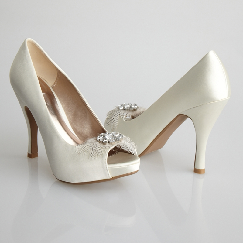 Curve, Allure Bridals Footwear