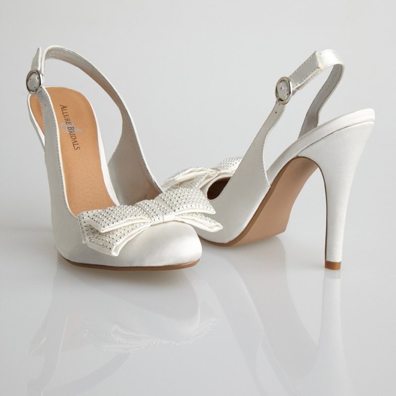 Joy, Allure Bridals Footwear